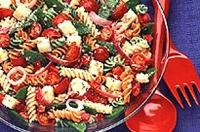 Cherry Salad Supreme