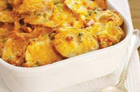 Easy Scalloped Potatoes