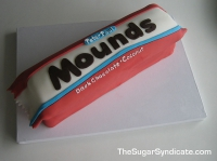 Mounds Candy Bar Cake