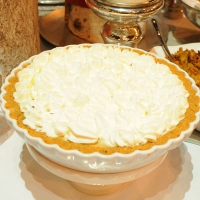 Pecan Chiffon Pie