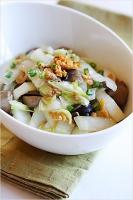 Stir-Fried Cabbage