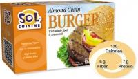 Almond Burgers