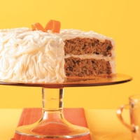 Carrot spice cake