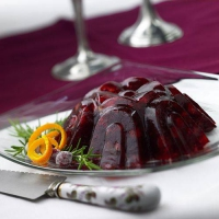 Cranberry Jello