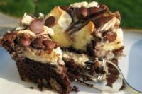 Earthquake cake