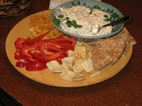 Hot Clam Dip