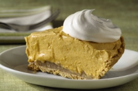 Instant Pumpkin Pie