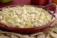 Artichoke and parmesan dip
