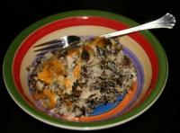 Chicken Rice Hot Dish