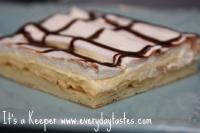 Chocolate Eclair Pie