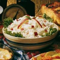 Taffy Apple Salad