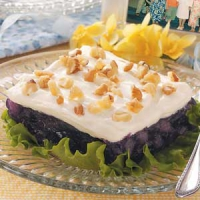 Blueberry Gelatin Salad