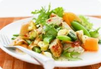 Chili Chicken Salad
