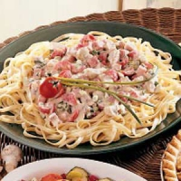 Low-Fat Fettuccine