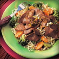 Quick Beef And Broccoli