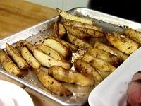 Cheddar Baked Potato Slices