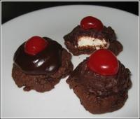 Chocolate Sundae Cookies