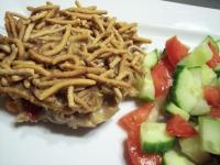 Hamburger-Noodle Casserole
