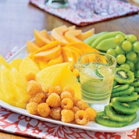 Lime Party Salad