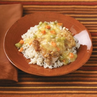 Country Style Smothered Chicken