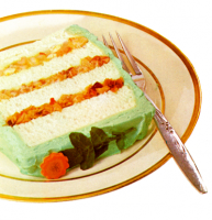 Frosted Sandwich Loaf