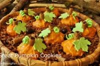 Great Pumpkin Cookies