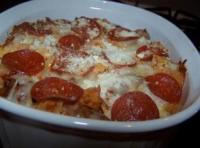 Quick Pizza Casserole