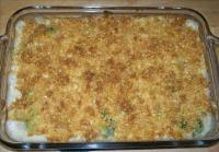 Broccoli-Corn Bake