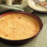 Custard Blender Pie