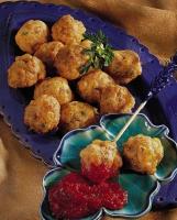 Sausage Cheese Balls