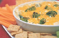 Broccoli Cheese Dip