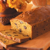 Harvest Pumpkin Bread