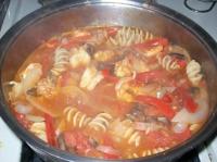 Shrimp Cacciatore