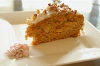 Carrot-Pineapple Cake