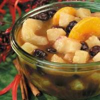 Hot Fruit Casserole