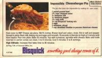 Impossible Blender Pie