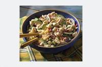 Layered Garden Pasta Salad