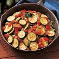 Zucchini Skillet