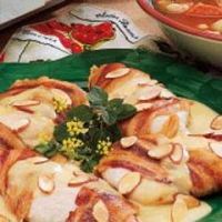 Almond Bacon Chicken