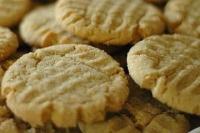 Easy peanut blossom cookies