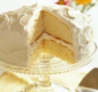 French Vanilla Brickle Cake