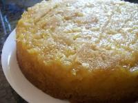 Banana Pineapple Cake