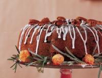 Boiled Spice Cake