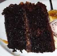 Chocolate Cake Icing
