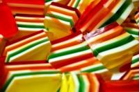 Ribbon Jello