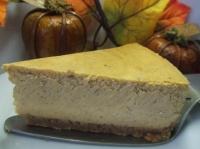 Rich Pumpkin Cheesecake