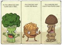 Walnut Broccoli Stir-Fry