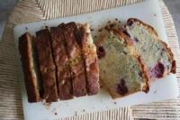 Lemon Blueberry Brunch Cake