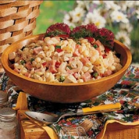 Hearty Macaroni Salad