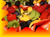 Instant Fruit Salad